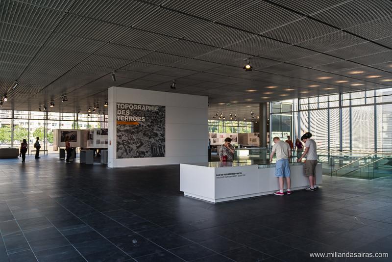 Museo de la Topografía del Terror
