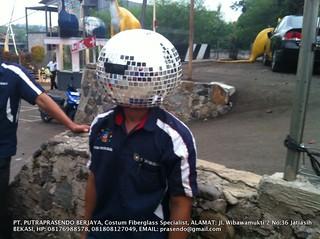 Jual Bola Kaca Murah di Jakarta