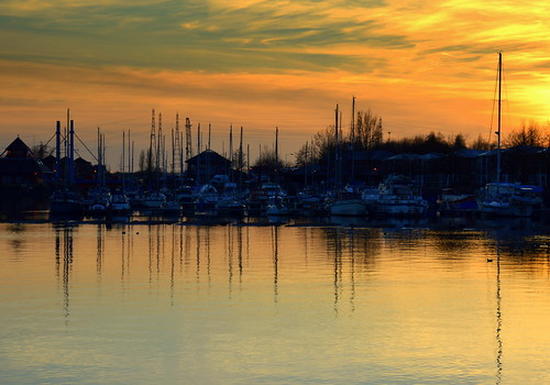 county uk sunset england sun reflection wet water lines golden nice stream glow tour open place northwest dusk country north sails visit location lancashire area preston sunlit float northern upright update attraction settingsun lancs prestondocks ashtononribble prestonsunset sunsetpreston welovethenorth ©2015tonyworrall