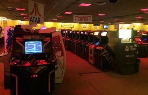 Funspot Arcade