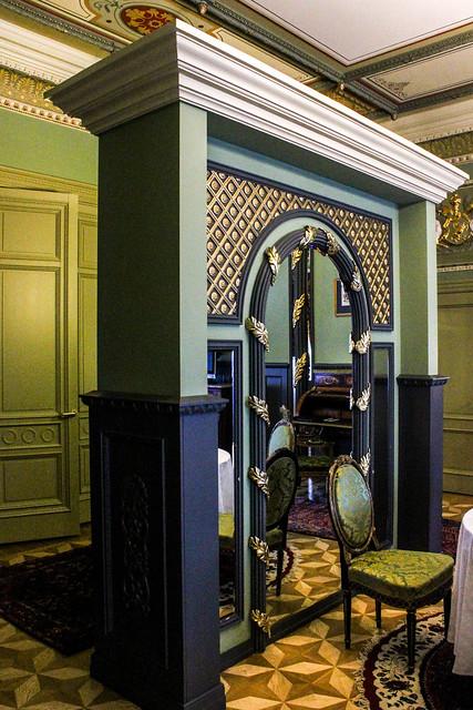 Hotel Gallery Park en Riga, Letonia