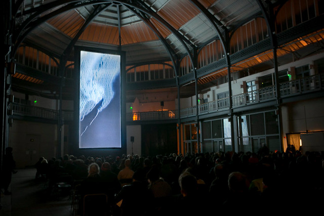 Lunar Storm as part of the Vertical Cinema program at Glasgow Short Film Festival