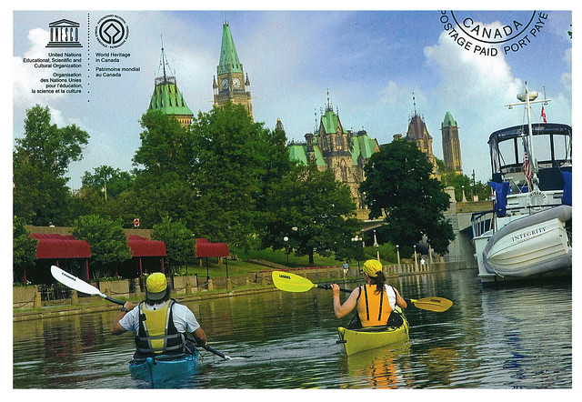 Canada - UNESCO - The Rideau Canal