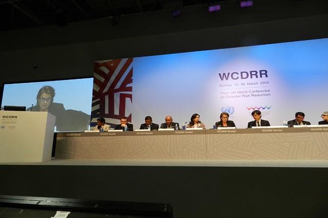 WCDRR 2015