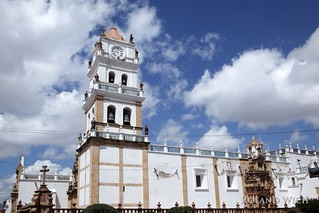 Sucre - Cathedral