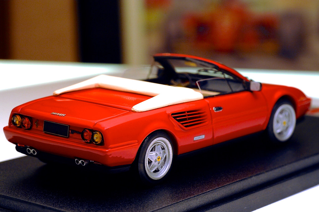 miniwerks forum ferrari mondial cabrio 1985 by mr collection. Black Bedroom Furniture Sets. Home Design Ideas