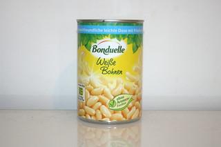 02 - Zutat weiße Bohnen / Ingredient white beans