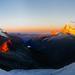 Sunrise Over Llanganuco Valley (V2) by ehodgesphoto
