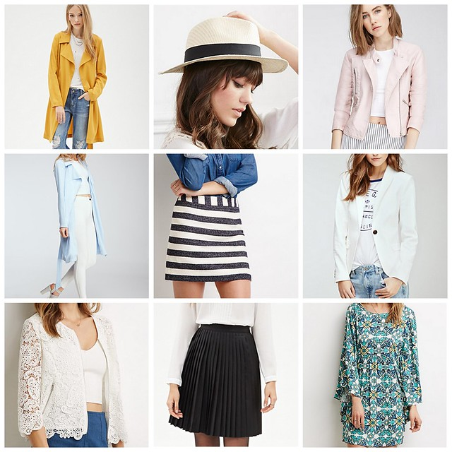 Forever 21 free ship picks