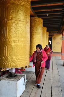 Image of Stupa. nikon bhutan stupa chorten nikkor thimphu 28mmf18g