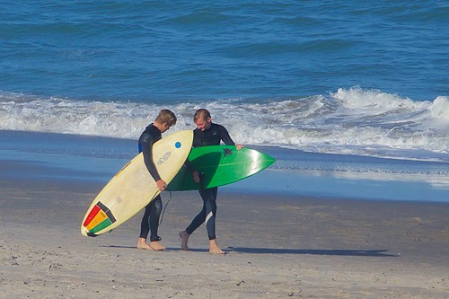 ocean beach surf florida surfer indialantic surfoard
