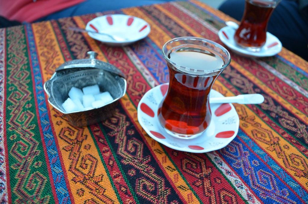 Bunnys blood tea - Istanbul