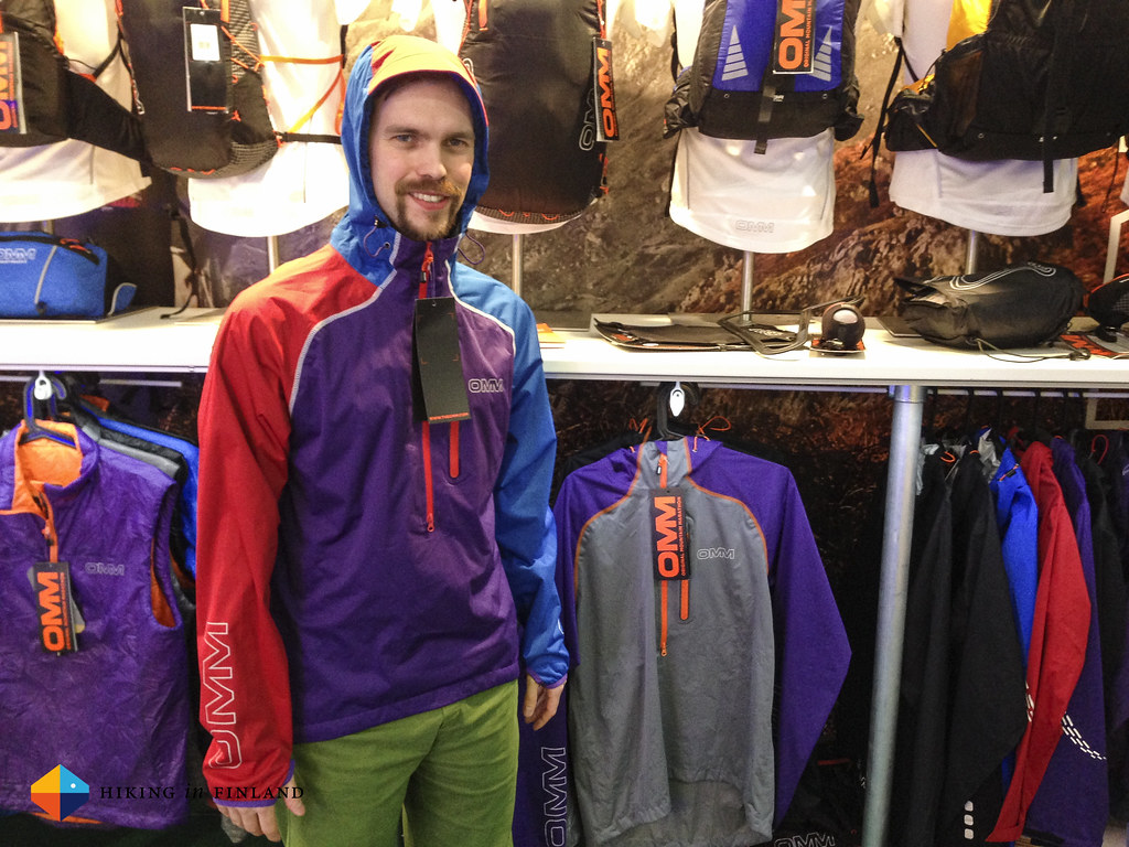 The OMM Kamleika Race Smock II