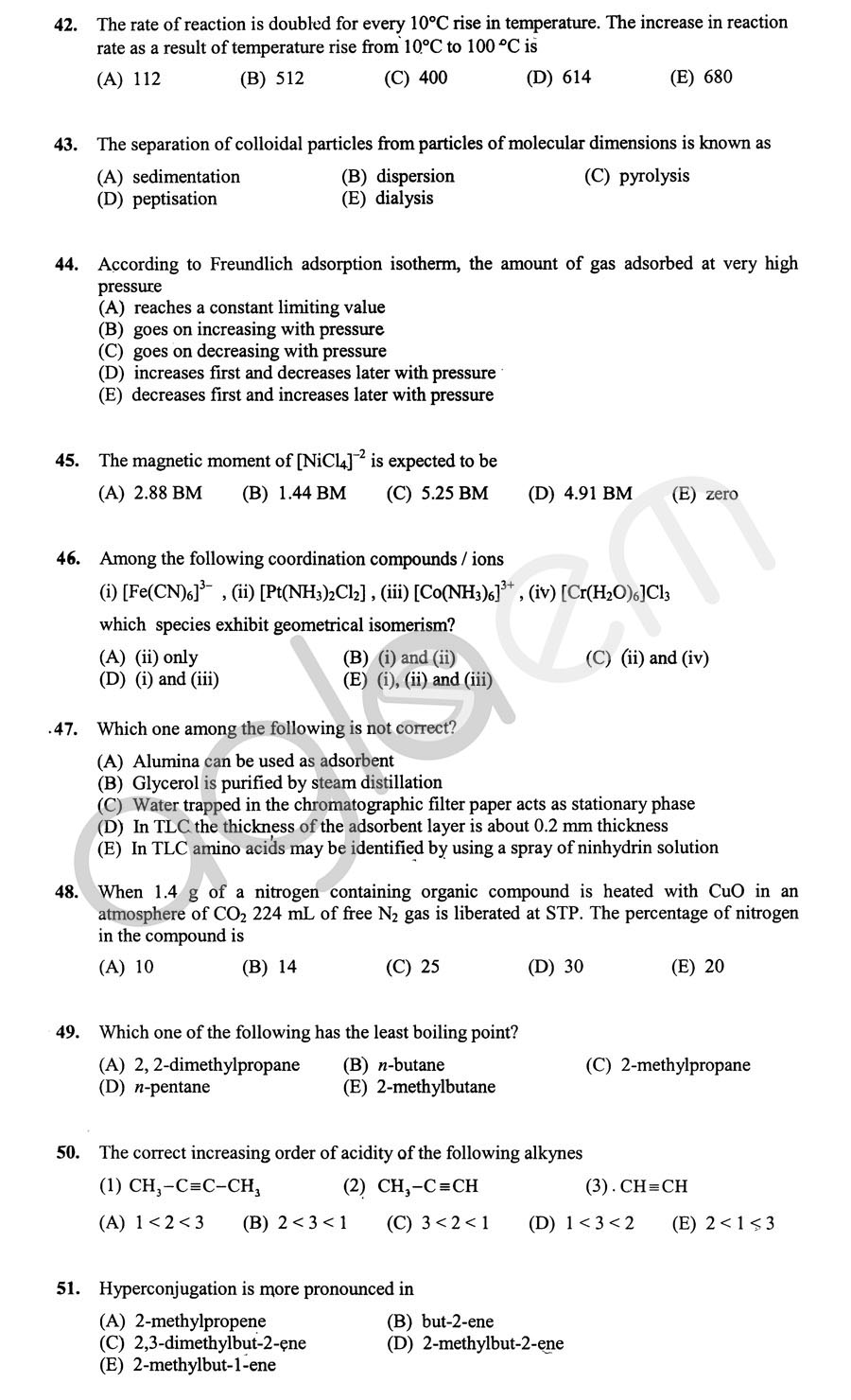 KEAM 2013 Medical Question Paper with Solutions – AglaSem