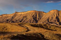 Mount Garfield Sunset (3-13-15)