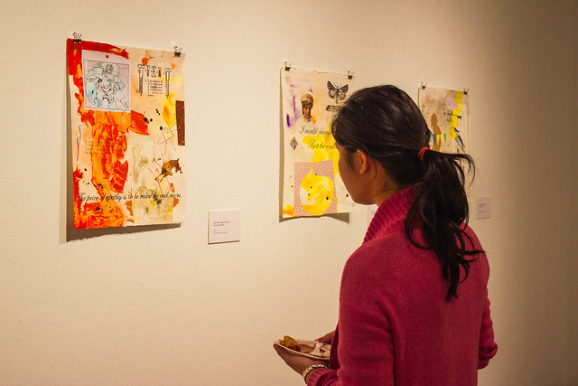Juried Student Exhibit 2015