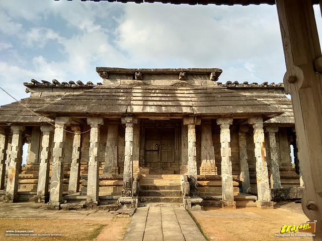 Chaturmukha Basadi in Karkala, the Tribhuvana Tilaka Jina Chaityalaya or Ratnatraya dhama, in Karkala, Udupi district, Karnataka, India