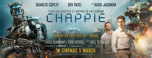 Reseña Chappie
