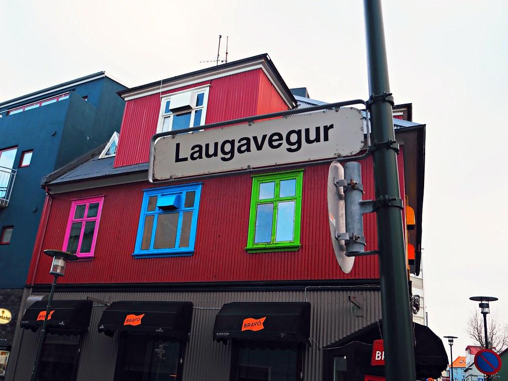 reykjavik laugavegur
