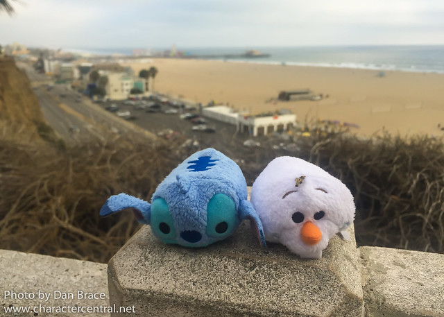 The Tsums in Santa Monica
