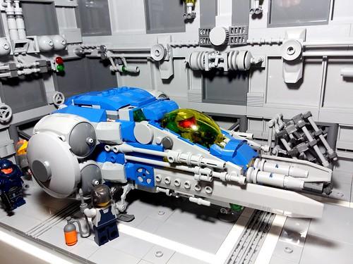 Introducing the LL-83A 'Tiburon'.