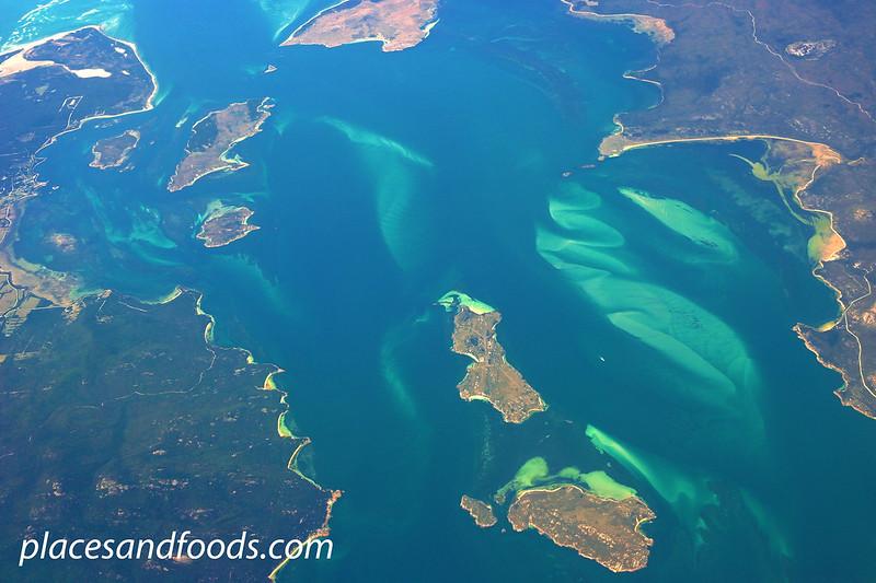 tasmania islands
