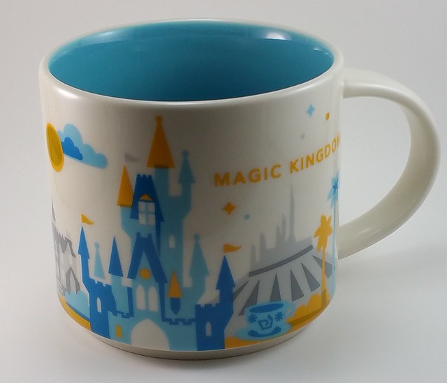 you are here starbucks magic kingdom mug