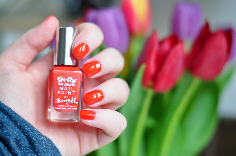 notd-barry-m-gelly-nail polish-satsuma-rottenotter-rotten-otter-blog