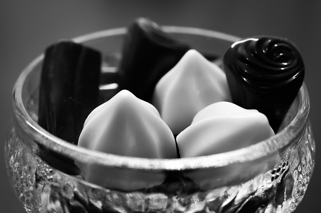 Noir & Blanc - Chocolats