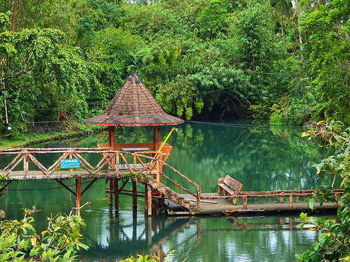 park wood bridge trees plants lake green water leaves forest reflections garden bench landscape flora scenery view philippines cottage resort greens tropical vegetation filipinas quezon pilipinas batas philippine lucban aramin batasaramin