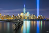 Tribute In Light by Mike Orso