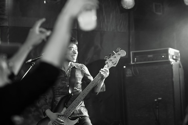 THE NICE live at Outbreak, Tokyo, 02 Apr 2015. 269