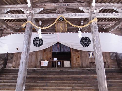 戸隠神社 - 中社
