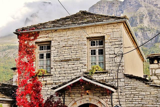 Papigo village, Greece