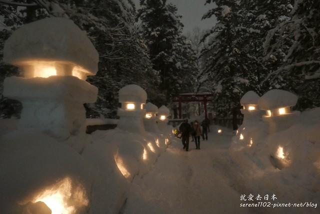 20150214米澤雪燈籠-10米澤雪燈籠-1330287