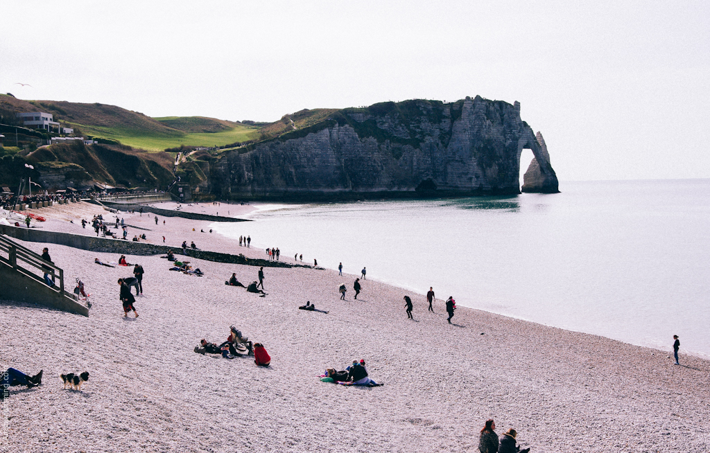 Étretat, Normandie, France