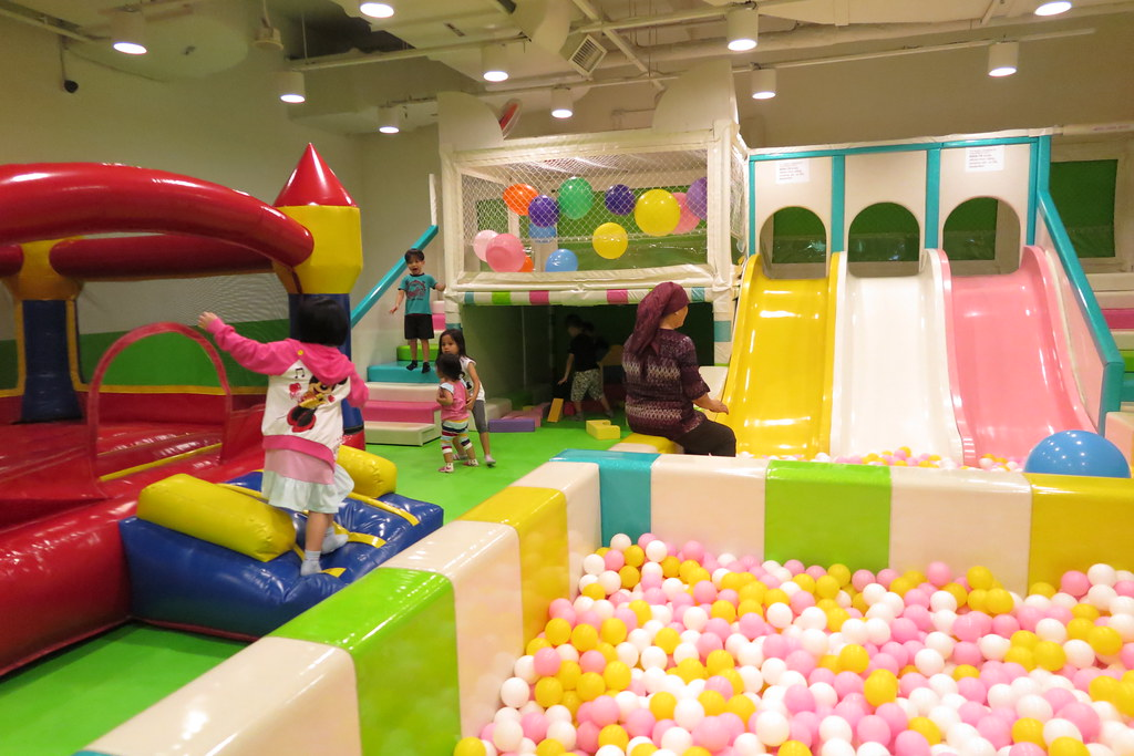 Fun for Kids and You at City Square Mall