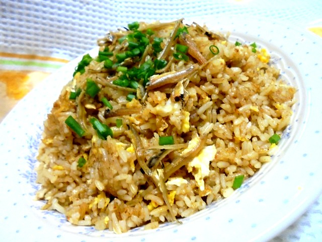 Sambal fried rice 1