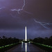 Lighting over Washington by DavidIanJohnson