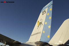 158978 NH-205 - 39 - US Navy - Grumman F-14A Tomcat - USS Midway Museum San Diego, California - 141223 - Steven Gray - IMG_6574