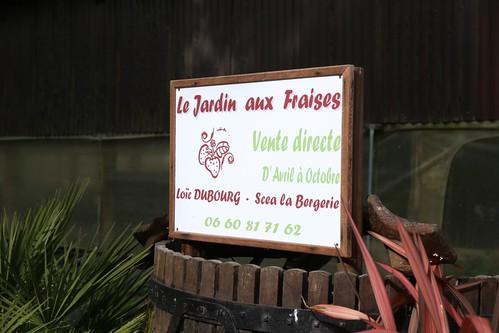 Le Jardin aux Fraises