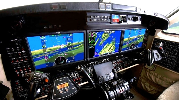 Rockwell Collins rolls out new incentives for King Air 350 Pro Line Fusion avionics upgrade