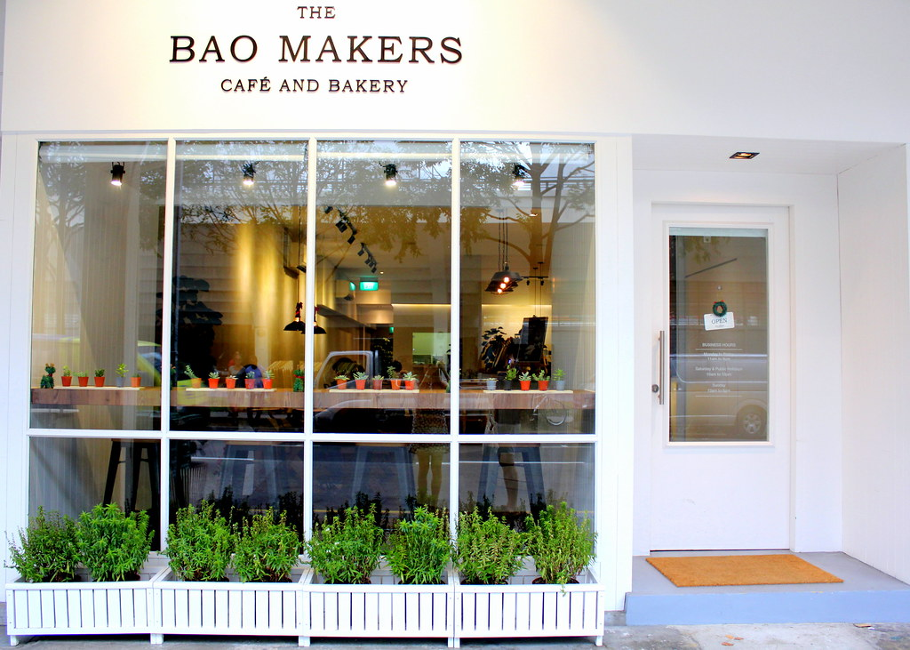 Guide to Jalan Besar & Lavender: Bao Makers Cafe Store Front