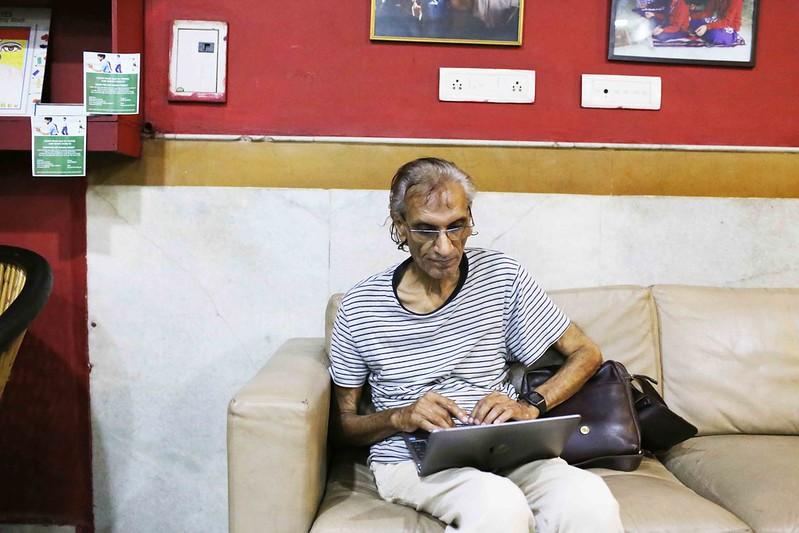 Mission Delhi – Prahlad Singh Shekhawat, Ajai Guest House, Paharganj