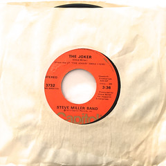 STEVE MILLER BAND:THE JOKER(JACKET A)