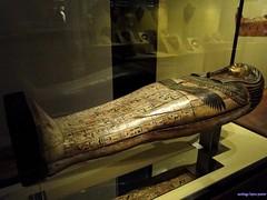 Sarcófago de Taremetchenbastet (Museo Arqueológico Nacional)