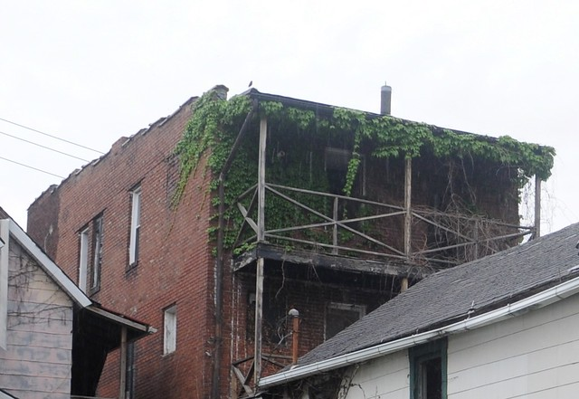 Doomed Morgantown