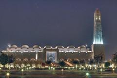 Let there be lights. #doha #qatar #canon #amazing_longexpo #longexposure #longexpoelite #igworldclub #igglobalclub #cityscape #skyscraper #seemydoha #qatarism #inspiring_photography_admired #igs_world #postcardsfromtheworld #igpodium #ig_masterpiece #main