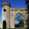 Terrific arched gateway at Godminster. #Somerset...