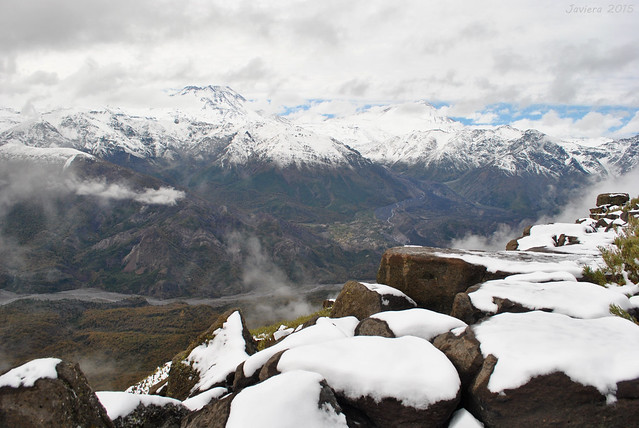 Valle del Venado desde El Enladrillado/El Venado valley from El Enladrillado